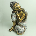 Polyresin buddha statue craft home decorations