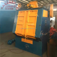 shot blast Cleaning Type and Abrator Machine Type Tumble Belt Type Shot Blasting Machine