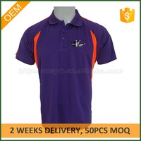 High quality designs by yourself Short Sleeve Men Sport Polo Shirt