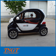 72V 1200W 3 seats small cars cheap electric cars four wheels for sale