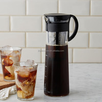 Glass Cold Brew Glass Carafe Coffee Maker