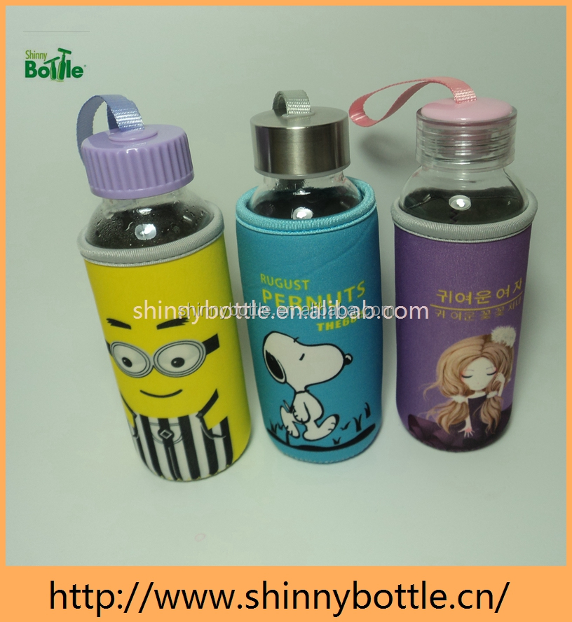 xuzhou glass factory produce glass bottles for water wholesaler