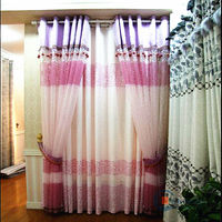China unique kitchen curtains
