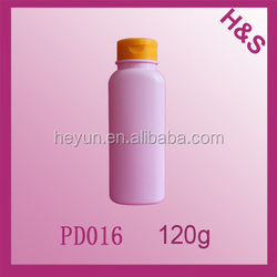 120g talcum powder containers,powder container ,powder packaging