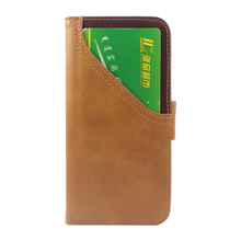 Luxury Card Slot Flip Wallet PU Leather Phone Case For IPhone 5 5S 6 7