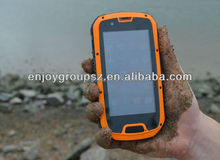 Most popular IP68 waterproof small size touch screen phone S09 from ENJOY NFC