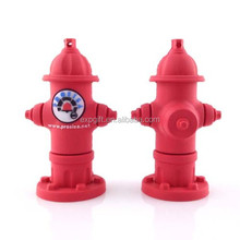 Fire Hydrant USB Flash Drive / Water Outlet USB Flash Drive / Fire Relief Equipment USB Flash Drive