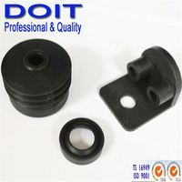 Customized high performance shower door rubber seal