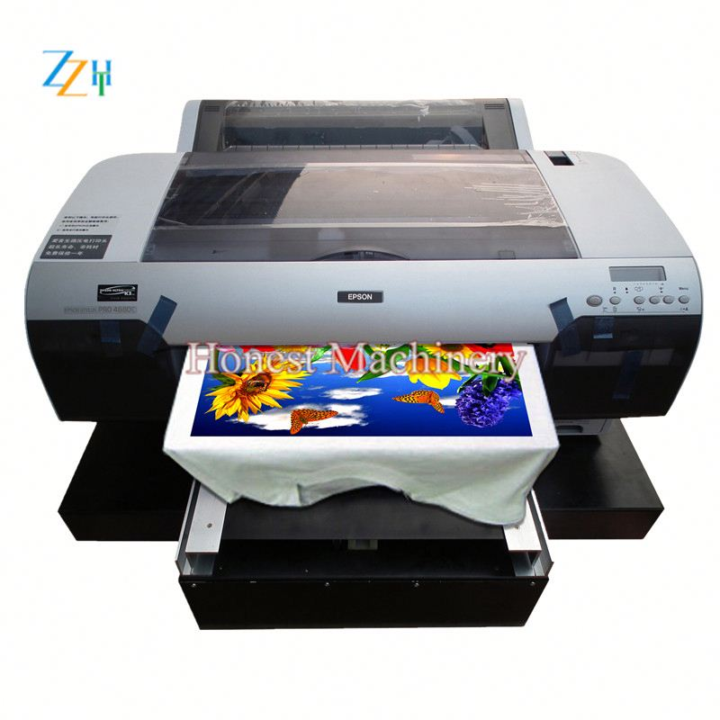 Dtg Printer For T-Shirt Printer/T-Shirt Printing Machine Prices In India