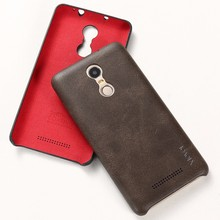 XLeveL High-end Leather Phone Case for Original 5.5inch Xiaomi Redmi Note 3