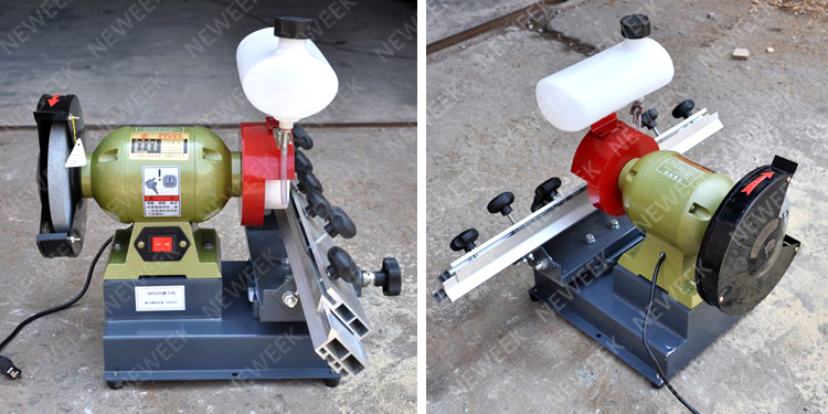 NEWEEK straight planer knife blade sharpening grinding machine