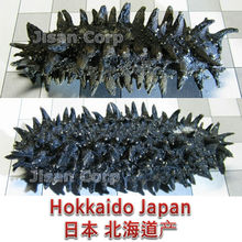 Dried sea cucumber of real price with high quality from Hokkaido Japan