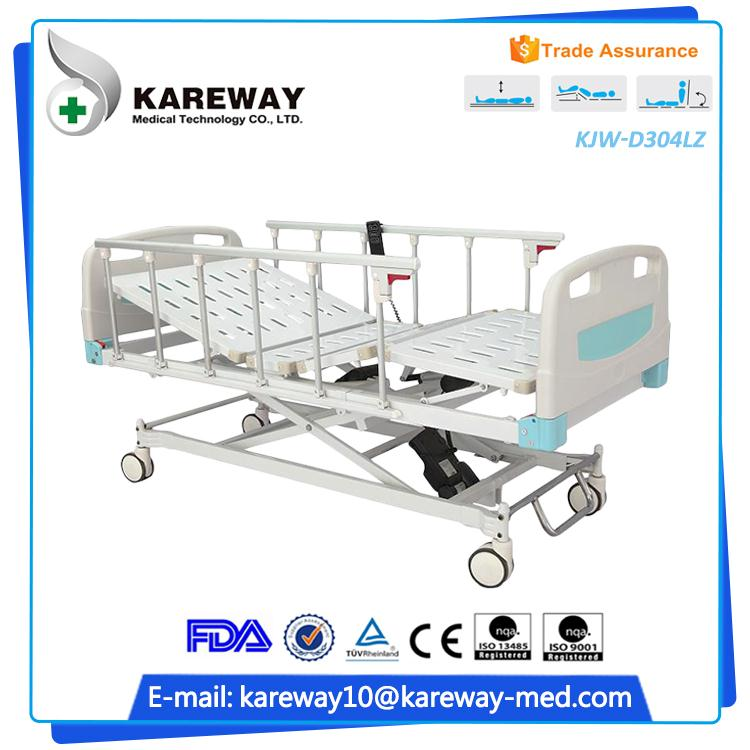 Wholesale cheap price hospital equipment 3 functions modern hospital bed rental houston