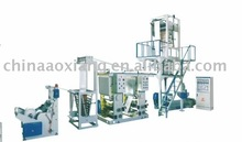 Pe blowing film rotogravure printing line machine