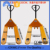 2 Tons Hand Manual Hydraulic Pallet Truck Forklift