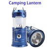 Fast Shipment Rechargeable Emergency Solar Lantern, Camping Lantern Light
