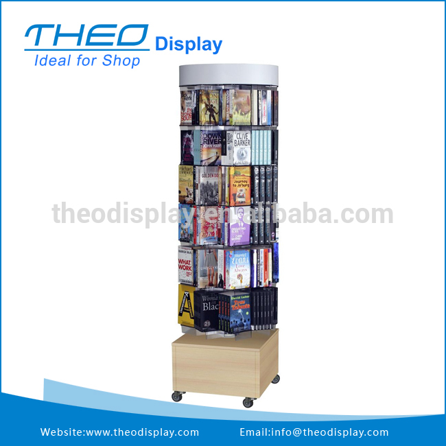 customized discount factory cd/dvd wire rack