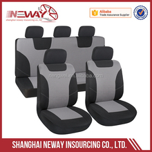 9pcs wholesale price car front and back car seat covers