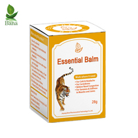 Free Sample 28g Plastic Bottle Essential Original Tiger Balm