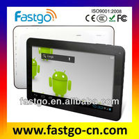 Hot! tablets android 4 10 Allwinner A20 dual core 1G 16G 5points capacitive touch screen
