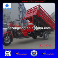 Cargo Tricycle with Hydraulic lift system