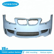 PU Aftermarket Car Parts Front Bumper Fit for BMW E90