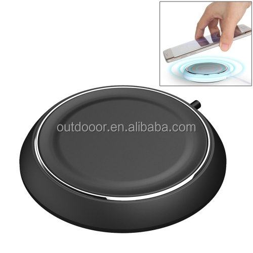 WWholesale Free Shipping Smallest USB Wireless Charger, Charger Transmitter with Recognition Auto-disconnect