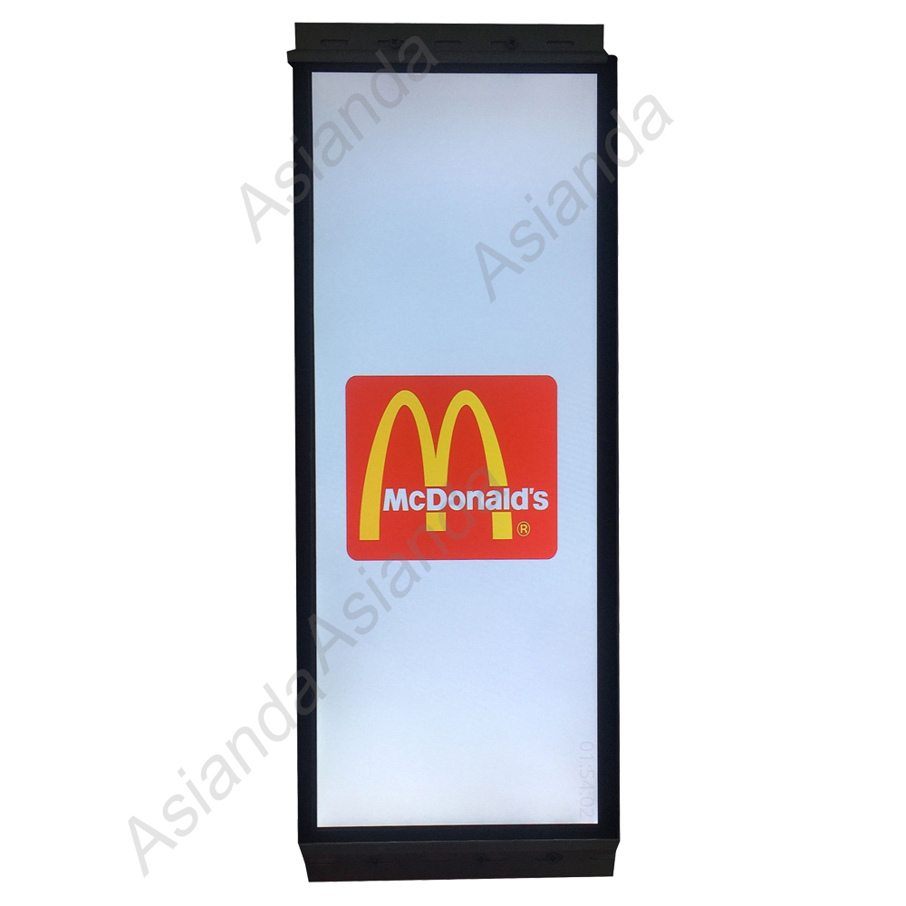 New wayfinding 21.9 inch ultra wide bar stretched lcd display digital signage
