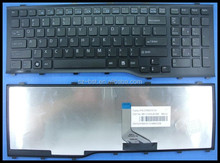 NEW for Fujitsu Lifebook AH532 A532 N532 NH532 Keyboard with Frame Black US