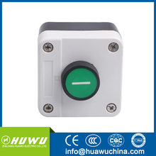 HUAWU XAL Series Push Button Control Switch Box Elevator Control Box for XB2 push button switch