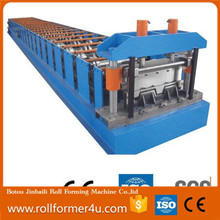 high quality steel floor deck roll forming machine composite panel steel structural floor deck making machine