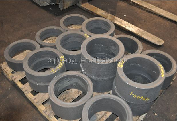 Aluminum 7075-T6 Forging Seamless and Rolled Rings