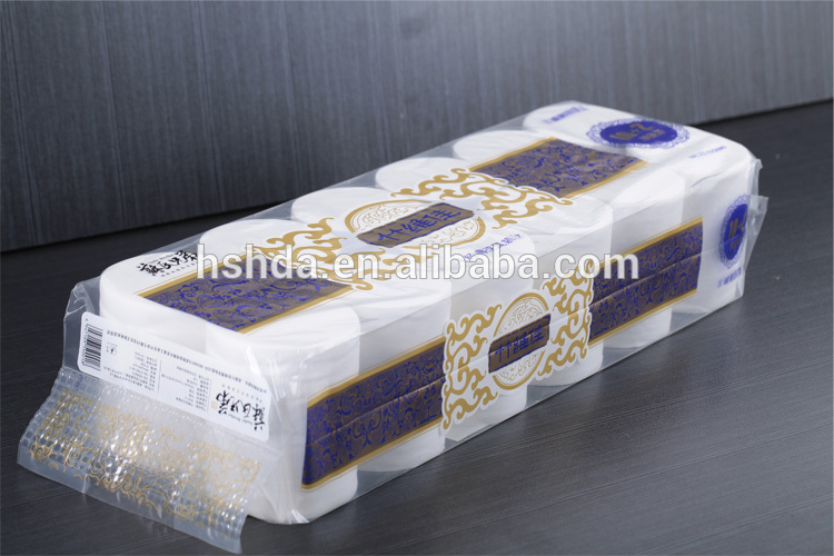 3-Ply toilet paper roll tissue New design promotion toilet tissue paper