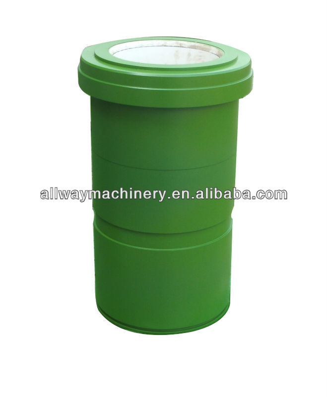 fluid end parts EMSCO series mud pump (zirconia )liner for oil drilling