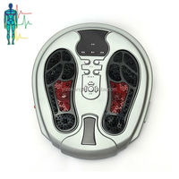 digital electronic foot pulse massager for foot relax