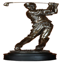 Find Complete Details about Abstract Golf Man Resin Sport Trophy Statue
