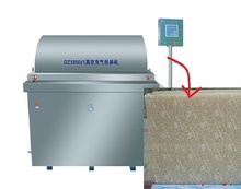 Chamber Suction Large Inflatable Vacuum Packing Machine Shrink Sealing For Bread