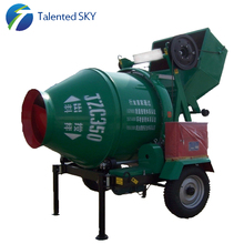 Small Portable Automatic Cement Concrete Mixer JZC500B for Sale