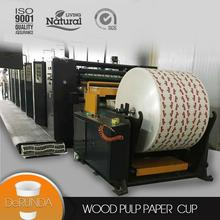 Single side coated duplex board /offset printing paper sizes with die cut to sheet