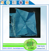 Various color pp woven bag for logistic company with high quality