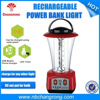 rechargeable lantern with power bank charger