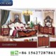 Classical king size chiniot furniture bed sets