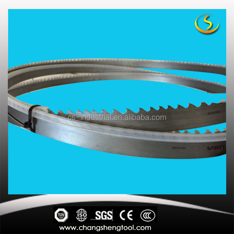 High Quality High cutting Speed Steel Bar cutting bi-metal band saw Blade