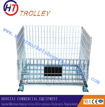 Collapsible Industrial Warehouse Used Steel Cargo Containers for Sale