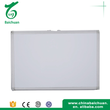with aluminum frame magnetic white board stand