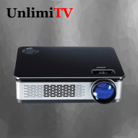 High Quality Family Use HD 1280X800 High-Definition Entertainment Projector