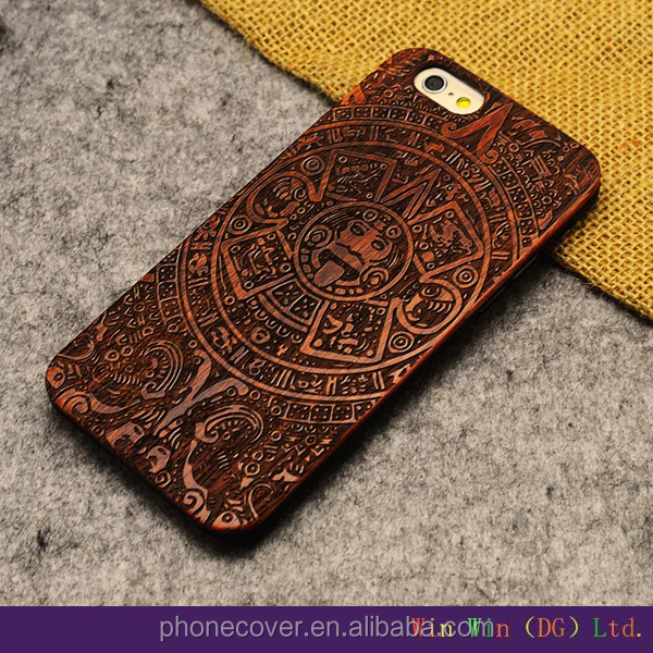 New design ultra-thin wooden topsales phone case for iphone 5 for iphone 6