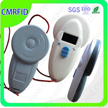 High Quality CMRFID LF Animal PET Microchip Handheld Reader