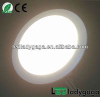 brightness 3014SMD round panel light 10W round 10w led panel lights