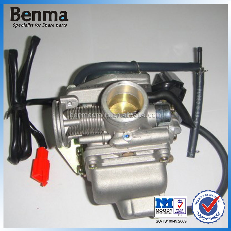 Top quality 24mm GY6-125 scooter carburetor